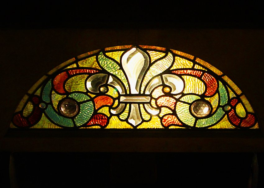 Its All In The Details Stained Glass Winchester Mystery House