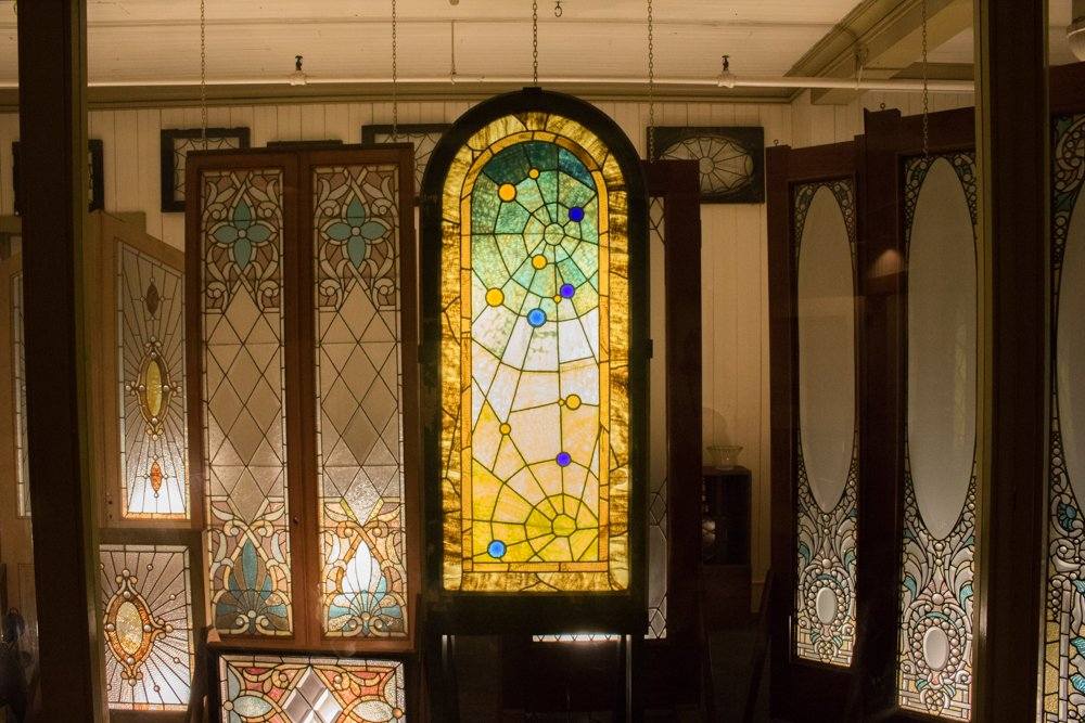 It's All In the Details: Stained Glass