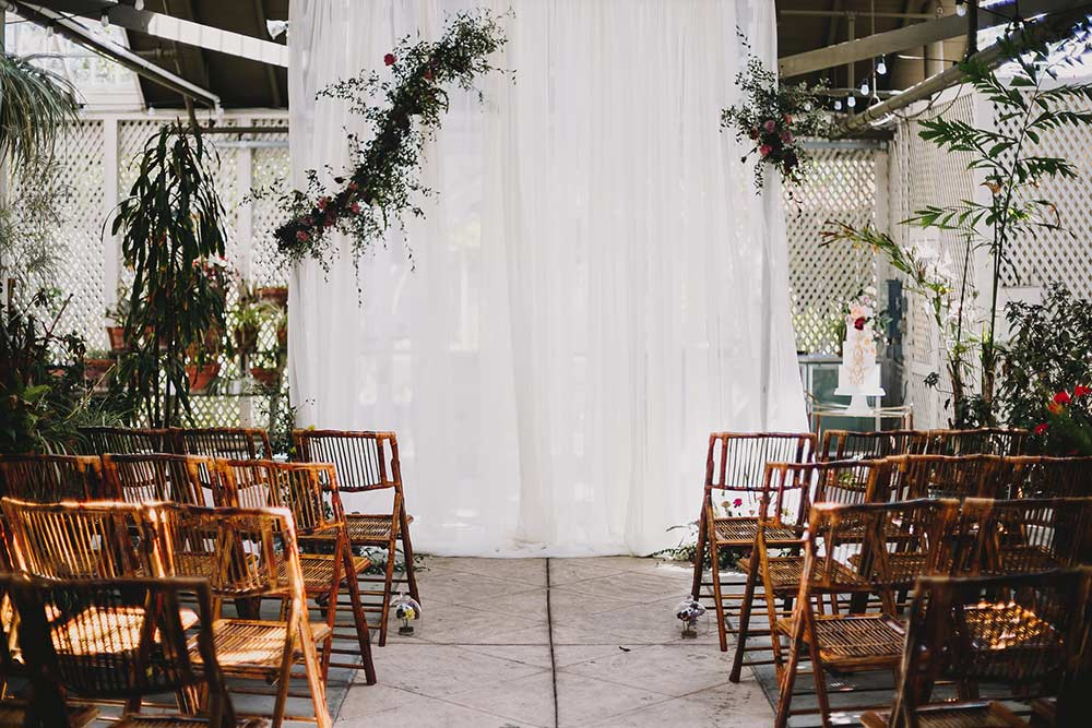 Intimate Weddings at Winchester Myster House