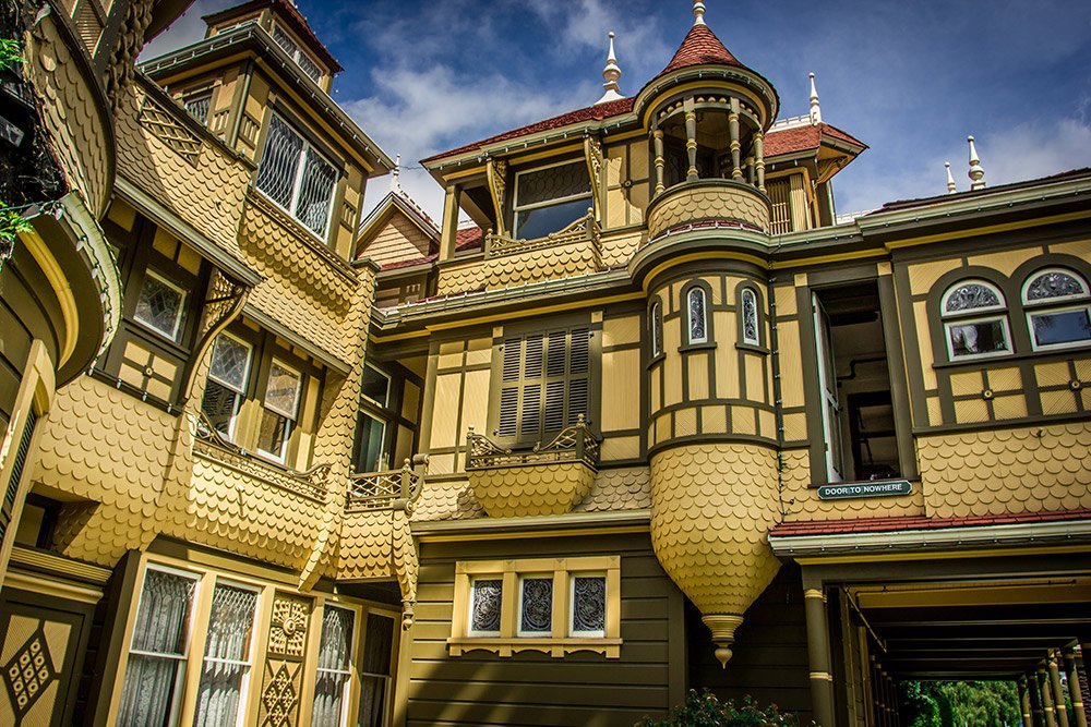 Mansion Tours at the Winchester Mystery Tours