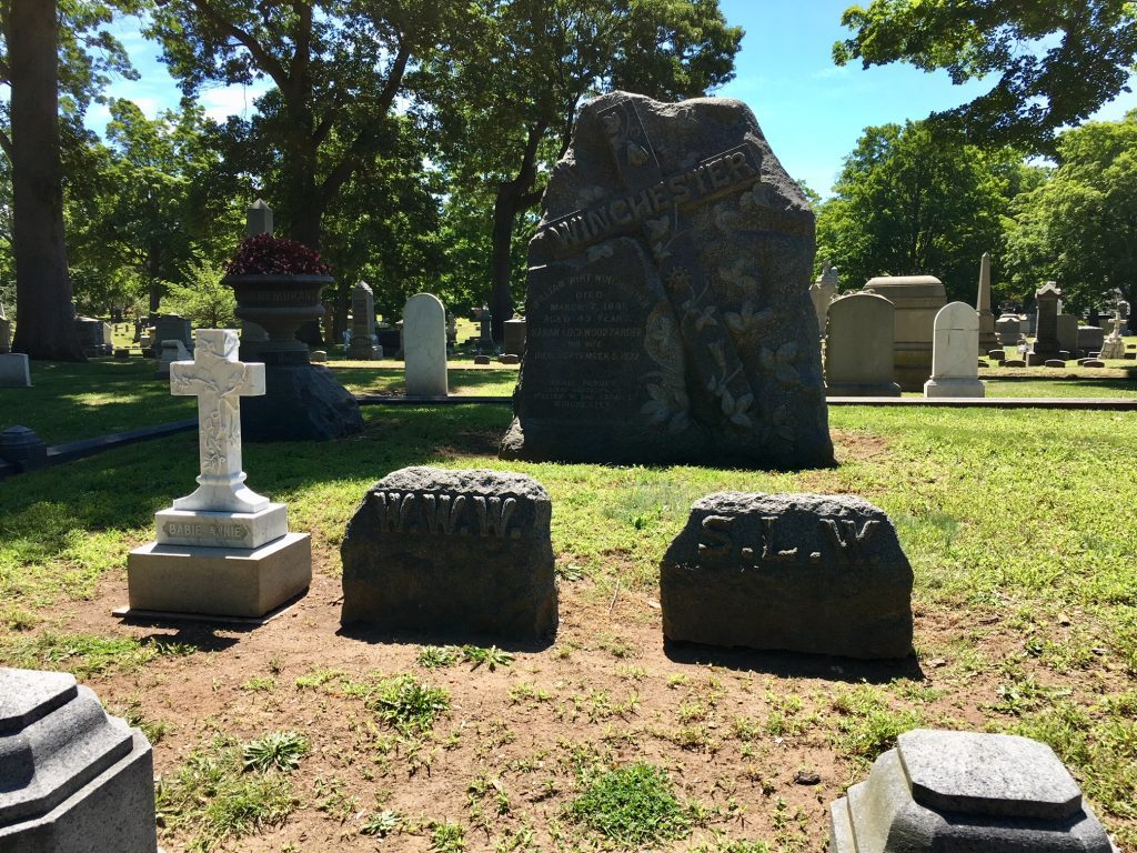 """Babie Annie' Winchester's Grave Restored With Donations From WMH Fans"