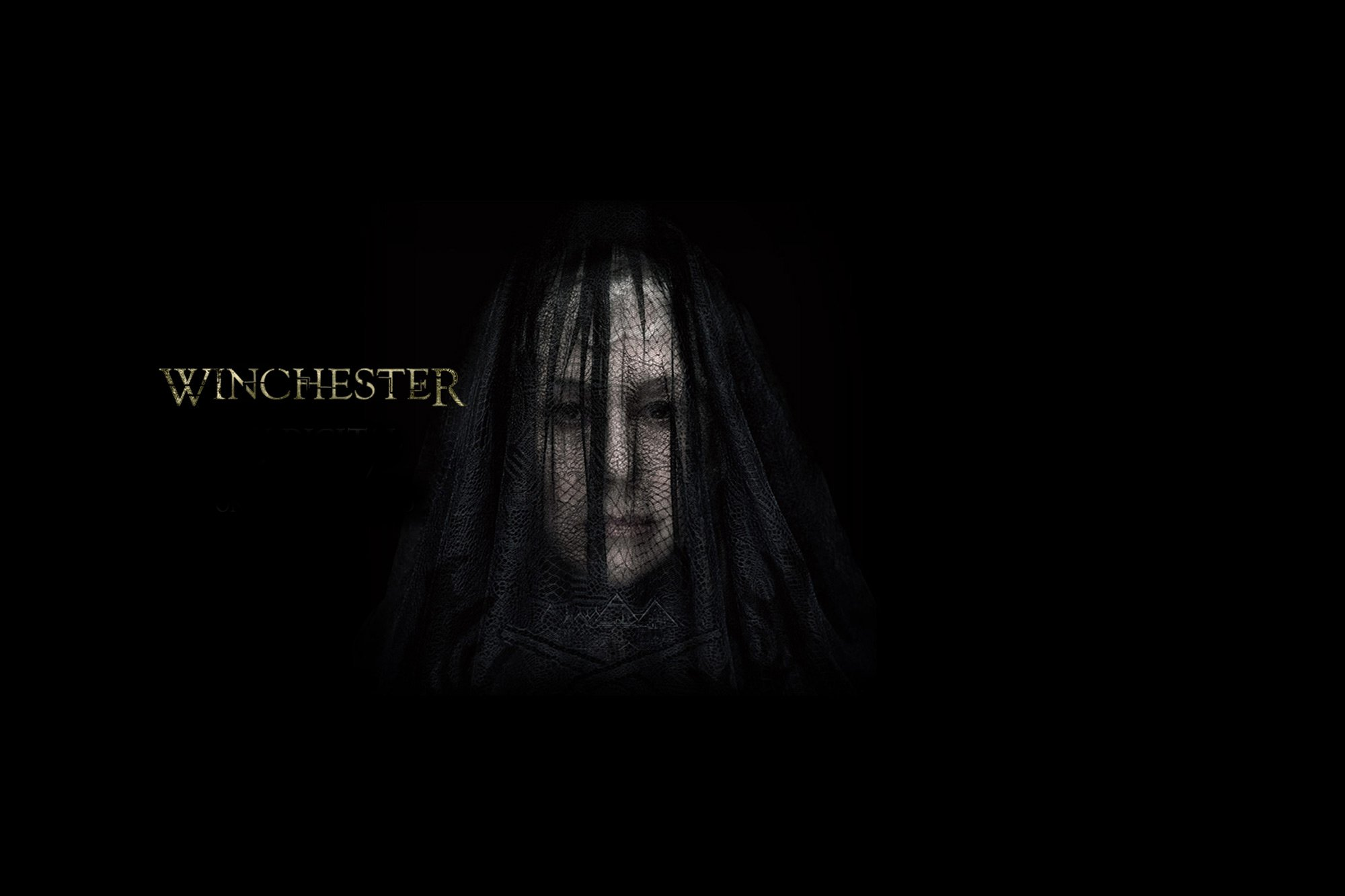 Winchester the Movie starring Helen Miren