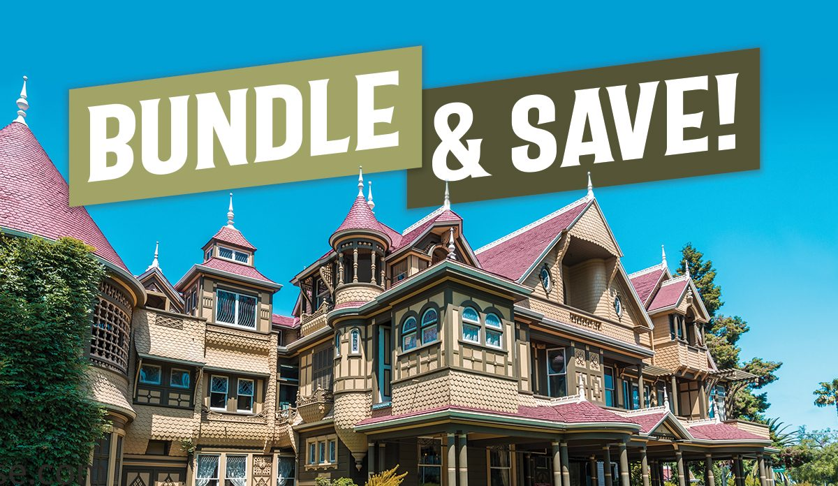 bundle and save front garden of winchester mystery house