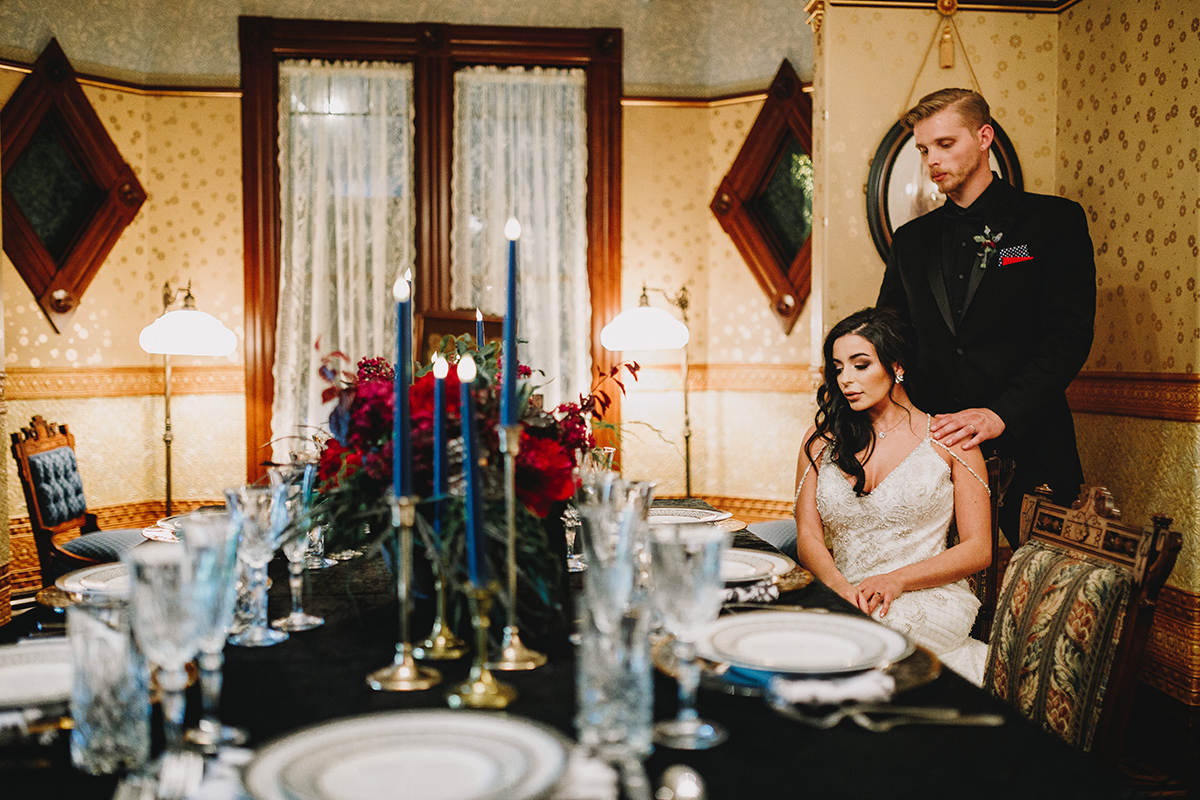 intimate weddings at the winchester estate